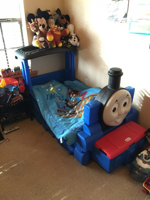 Little Tikes Thomas The Train Toddler Bed Baby Amp Kids In