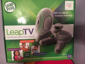 Leap TV. Educational game brand new still in the box never used best offer