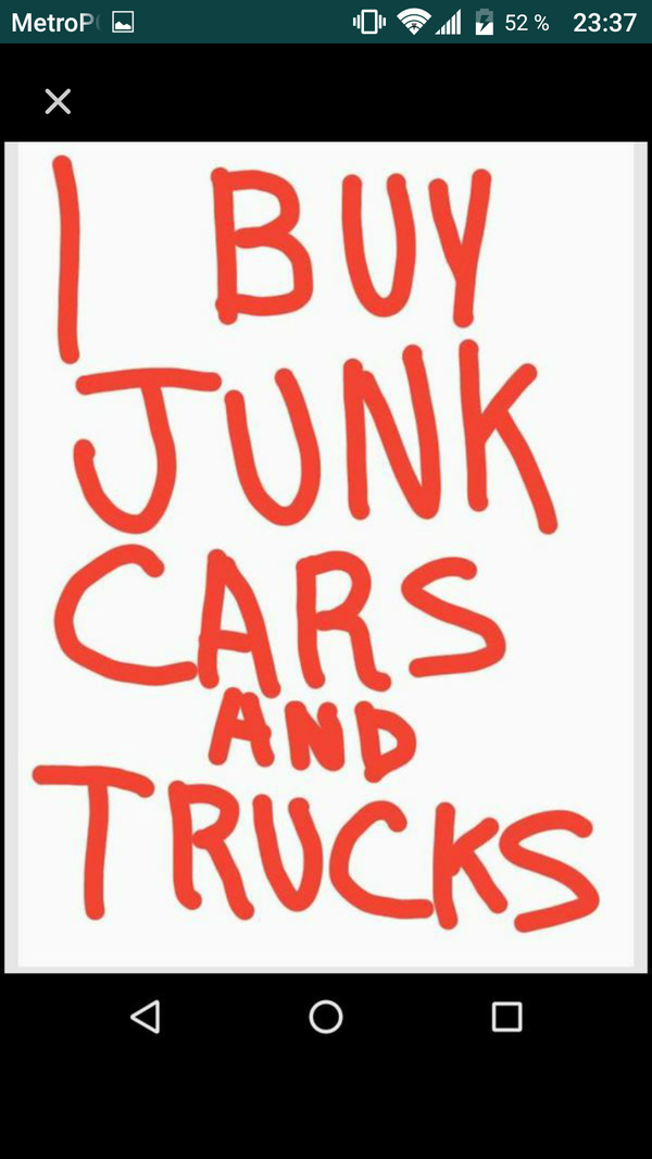 I buy junk Cars and Trucks compro carros chocados inundados Yonkes ...