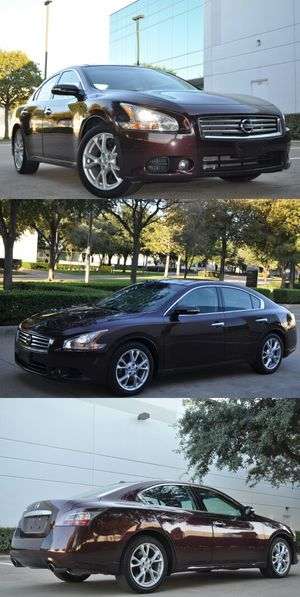 2014 NISSAN MAXIMA SV SPORT PREMIUM FULLY EQUIPPED SUNROOF LEATHER INTERIOR CLEAN CARFAX EASY PAYMENTS FIRST TIME BUYERS OK ONLY 33K MILES