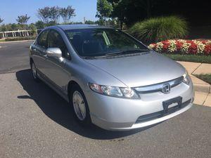 2007 Honda Civic Hybrid - Carfax clean