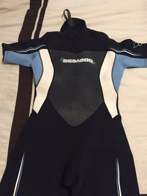 Seadoo wetsuit woman size 11 / Execute Boys size L