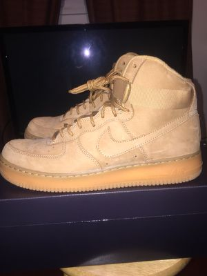 Air Force wheats