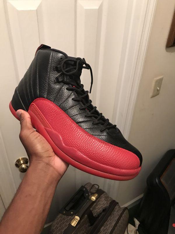 online retailer b2ef1 8e1e7 Air Jordan 12 Retro Flu Game (Clothing   Shoes) in Atlanta, GA