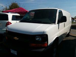 2011 Chevrolet express 3500 cargo extended