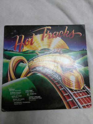 """Vinyl - """"HOT TRACKS"""" -by K-TEL"""