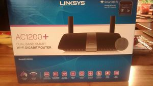 Wi-Fi router. New. Linksys AC1200