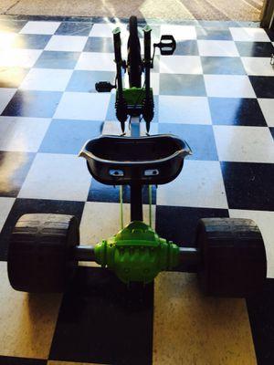 Huffy Green machine 20' trike