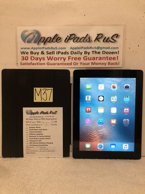 M37 - iPad 2 16GB Cell-VZ