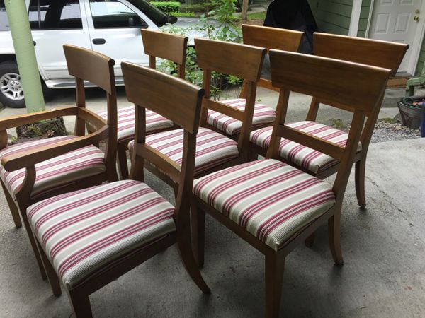 dining chairs furniture in kent wa offerup