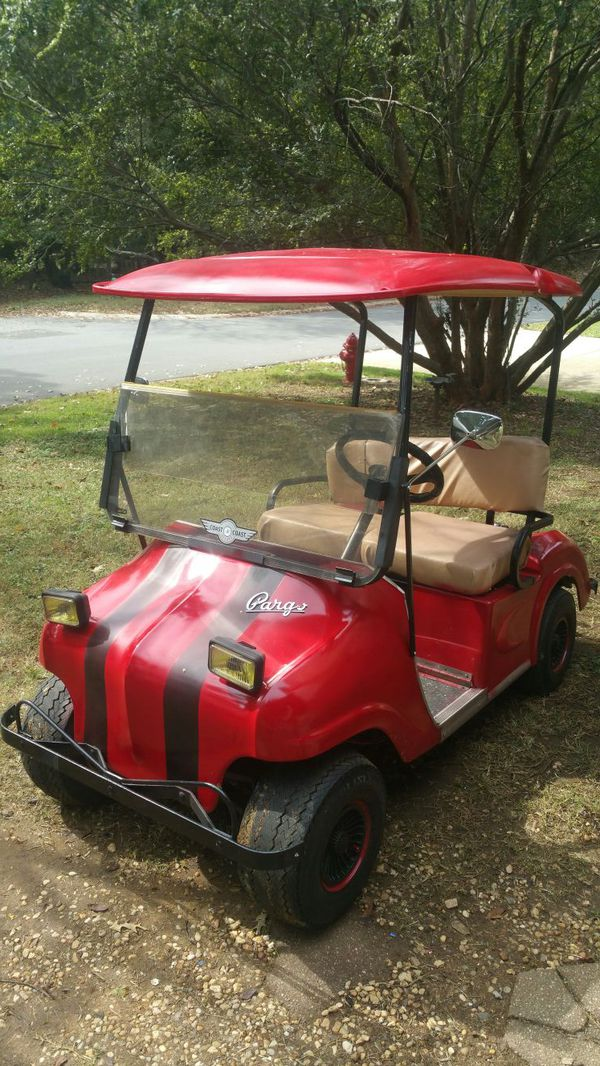 1968 Pargo Golf Cart W 2nd Parts Household In Fort Mill SC