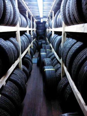 Barely used tires sale