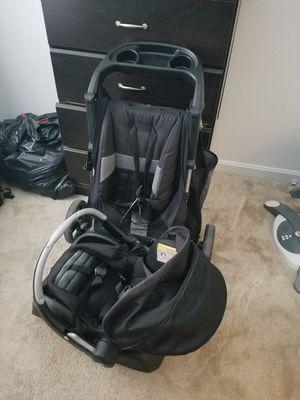 Stroller car seat combo