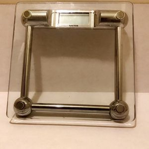 Salter Glass Weight Scale