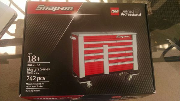 Offerup Las Vegas >> SUPER RARE Snap-On LEGO Tool Box KRL7022 (Collectibles) in Las Vegas, NV - OfferUp