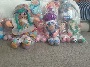 Muñecos trapos