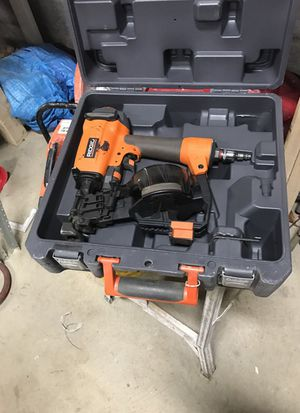 Rigid Roofing Coil Nailer