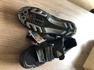 Adidas cycling shoes size 6.5