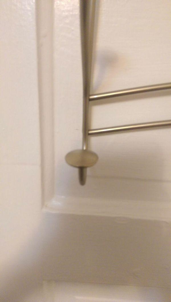Clothes rack over door 12 hooks household in seattle for 12 hook over the door coat rack