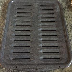 Kitchen broiler pan - NEW