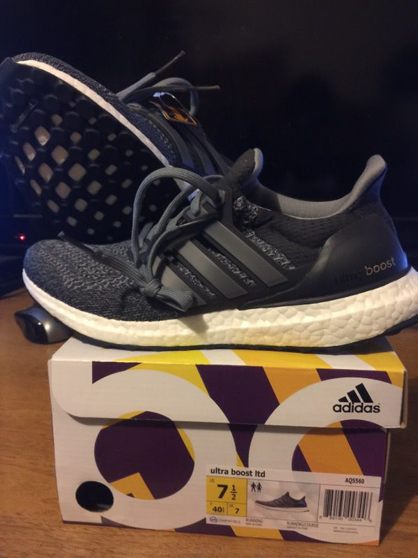 Get Nice Ultra Boost 3.0 Oreo White Black Kyle's Sneakers