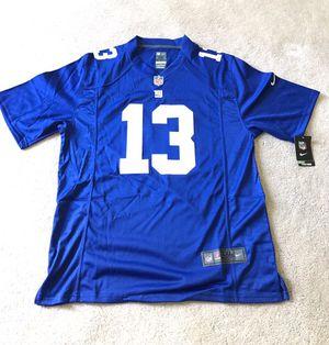 NY Giants Beckham JR #13 Adult size XXL (NEW)