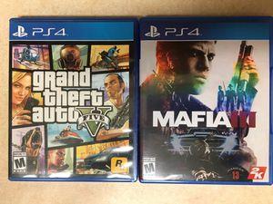 GTA V & MAFIA III