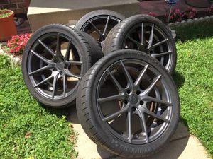 """19"""" Niche Staggered wheels BMW 5x120"""