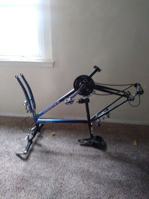 A new style bike frame bike today pick up only
