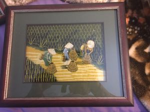 Pic hand made embroidery