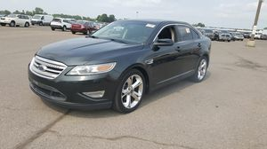 2010 Ford Taurus SHO AWD Fully loaded sunroof all power options navigation