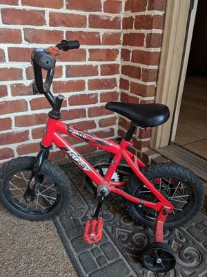 Boys bike small. Barely used.
