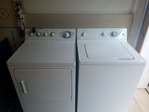 Prodigy Washer and Dryer