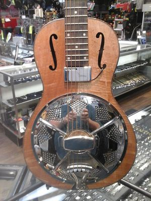 Republic guitar