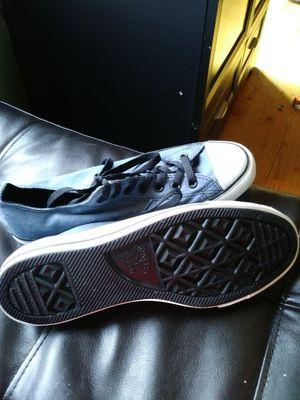 Denim Blue Converse