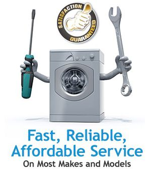 Washer and dryer repair (mobile