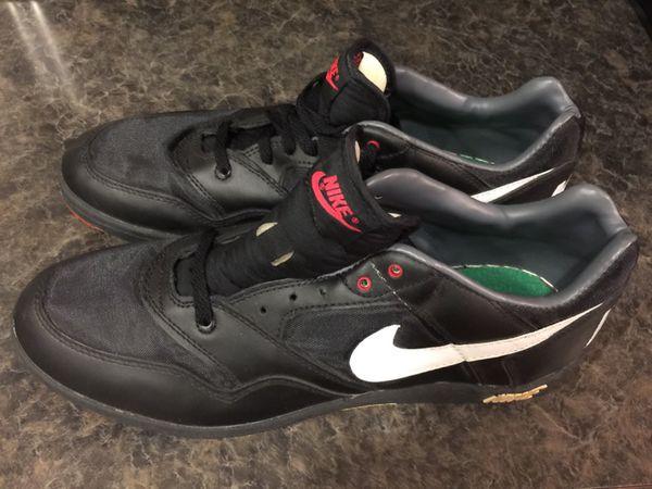 Vintage 80's Nike turf shoes cleats spikes football baseball (Home &  Garden) in Royal Oak, MI