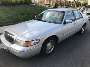 2002 Mercury Grand Marquis ** 125k Miles ** Clean Car ** Still Have Window Sticker and Service Records ** OBO**8k Miles a year by first owner