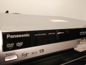 Panasonic DVD recorder / player