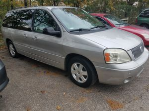 2004 Mercury Monterey 3rd Row Family Van 170k Miles Very Reliable