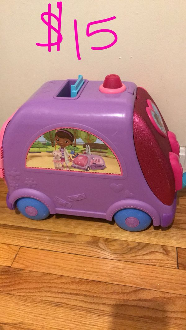 Doc Mcstuffins Mobile Baby Kids In Independence Mo Offerup