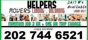 Moving Help? Professional Movers Ready!!!
