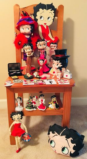 Ultimate Betty Boop Collection!