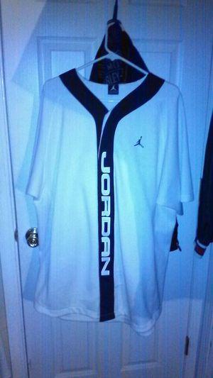 Rare Jordan baseball jersey