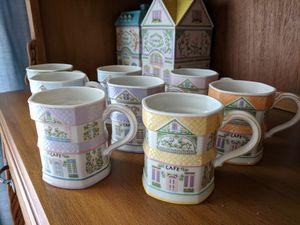 Lennox 8 mugs