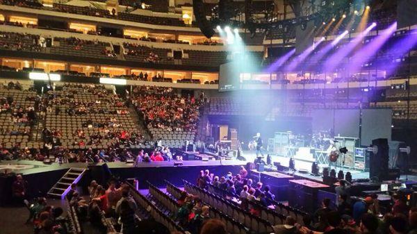Romeo Santos Golden Tour Concert Lower Level Section 12