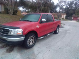 2001 f 150 super crew 178000 miles 4 6 v 8 new tires brakes shocks fresh air intake toolbox needs transmission