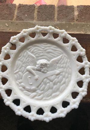 Decorative plate / angel