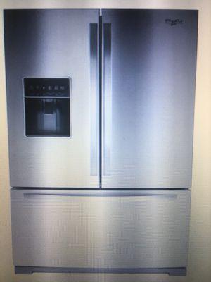 Whirlpool Refrigerator 26 cu ft