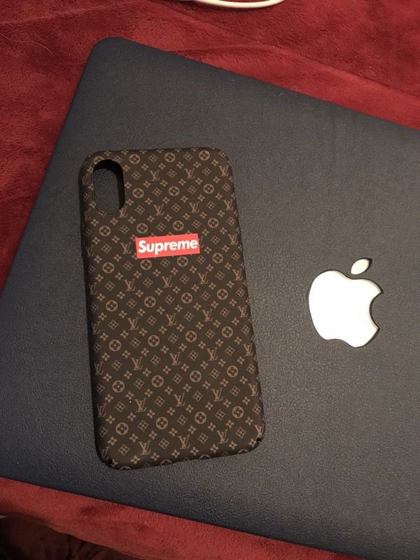 iphone x case supreme louis vuitton cell phones in. Black Bedroom Furniture Sets. Home Design Ideas